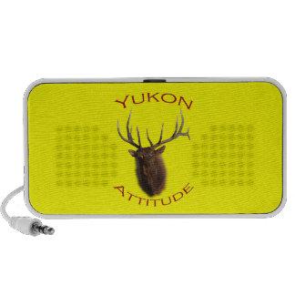 Yukon Attitude Mp3 Speaker