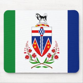 YUKON Flag Mouse Pad