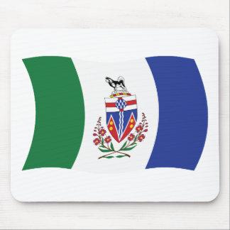 Yukon Flag Mousepad
