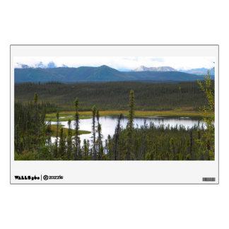 Yukon Pond Wall Sticker