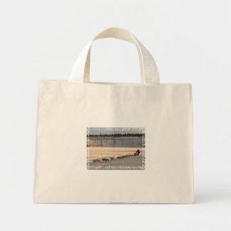 Yukon Quest 2011 Mini Tote Bag
