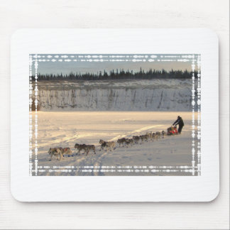 Yukon Quest 2011 Mouse Pad