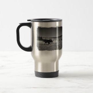 Yukon Quest Athletes 15 Oz Stainless Steel Travel Mug