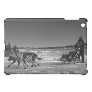 Yukon Quest Close-Up; No Text Cover For The iPad Mini