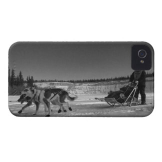 Yukon Quest Close-Up; No Text iPhone 4 Case-Mate Case