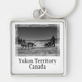 Yukon Quest Close-Up Yukon Territory Canada Key Chains