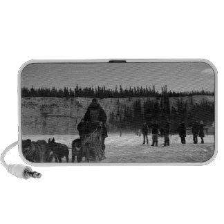 Yukon Quest Monochrome Portable Speaker