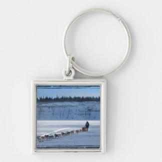 Yukon Quest Team Keychains