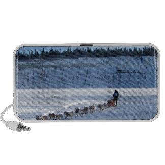 Yukon Quest Team Travel Speaker