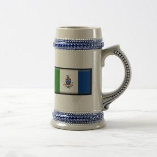 Yukon Territory Flag Coffee Mug