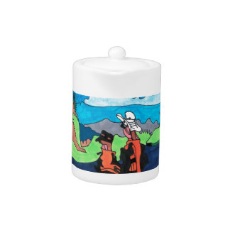 yukon tranquility teapot