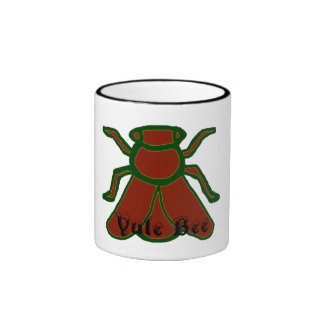 Yule Bee Coffee Mug