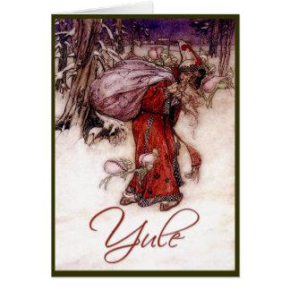 Yule Card
