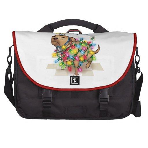 Yule Dog Commuter Bag