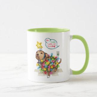 Yule Dog Mug
