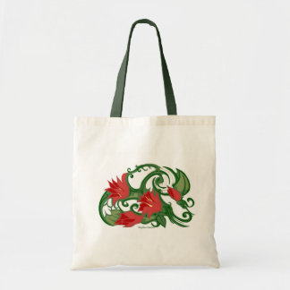 Yule Explosion Budget Tote Budget Tote Bag