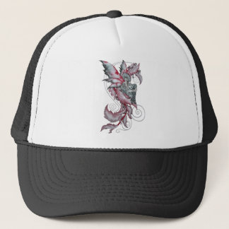 Yule Faery Cut Out Trucker Hat