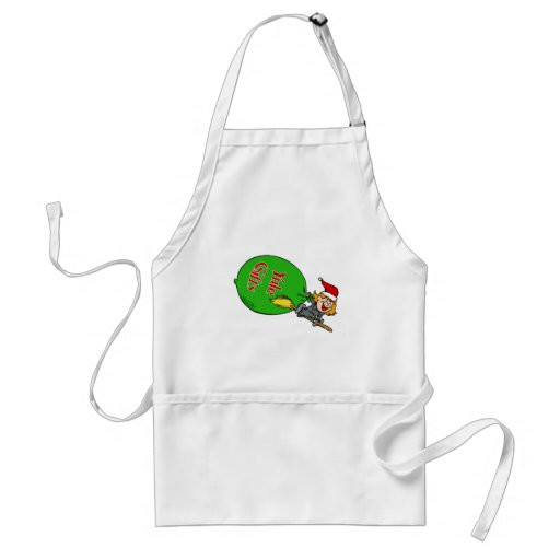Yule gifts aprons