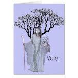 Yule - Hecate Blessings Cards