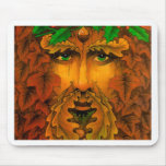 Yule King Mouse Pads
