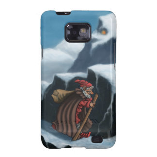 yule lad mountains samsung galaxy s2 case
