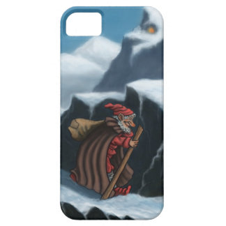 yule lad mountains iPhone 5 cover