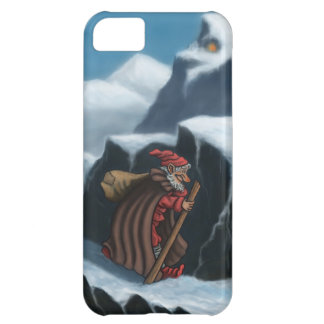 yule lad mountains cover for iPhone 5C