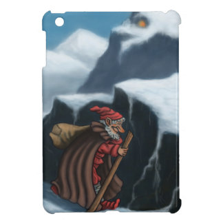yule lad mountains case for the iPad mini