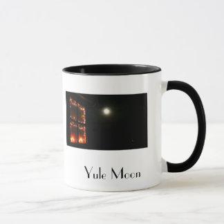 Yule Moon Mug