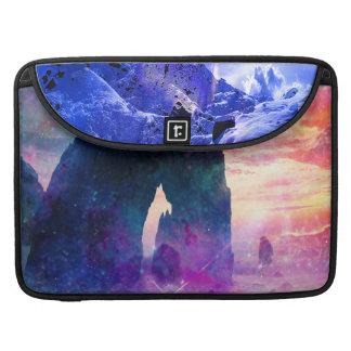 Yule Night Dreams MacBook Pro Sleeve