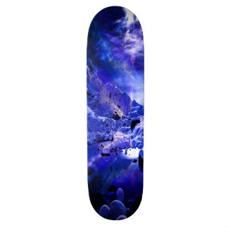 Yule Night Dreams Skateboard