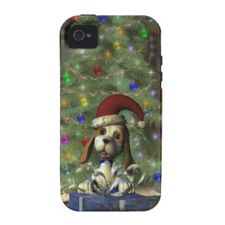 Yule Puppy IP4 Tough Case iPhone 4 Cases
