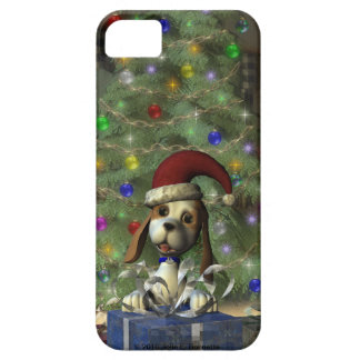 Yule Puppy iPhone 5 Casemate Case
