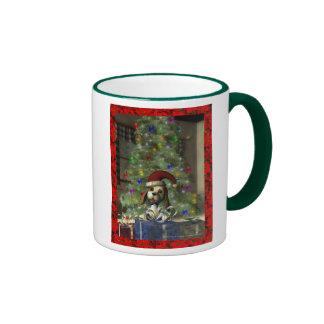Yule Puppy Mug
