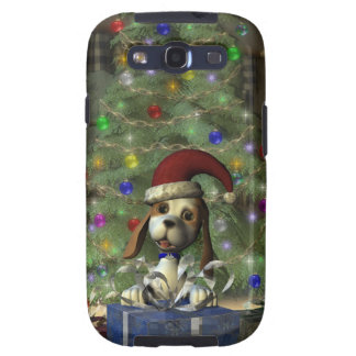 Yule Puppy Samsung Galaxy S III Case Galaxy SIII Cases