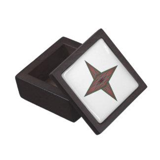 Yule Star Jewelry Box