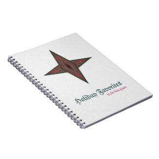 Yule Star Notebook