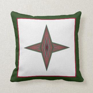 Yule Star Pillow