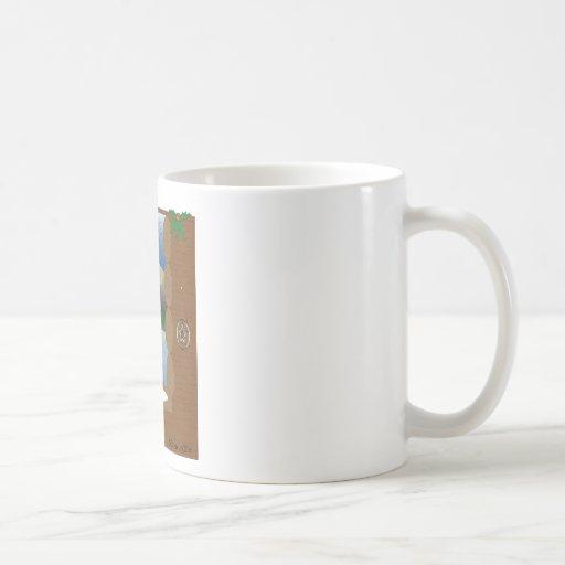 Yule Tazas De Café
