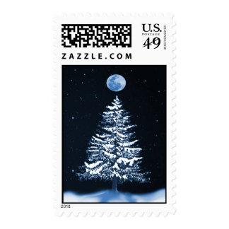 Yule, Unadorned Stamp