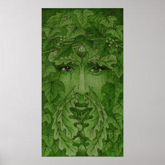 yuleking green poster