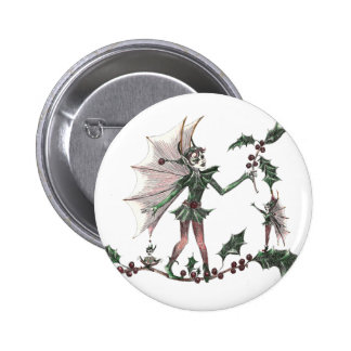 Yuletide Fairy Gifts for the Holiday Button