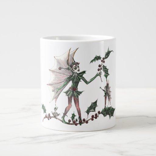 Yuletide Fairy Jumbo Mug