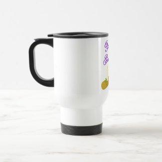 Yuletide Greetings mug