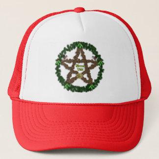 Yuletide Pentacle Trucker Hat