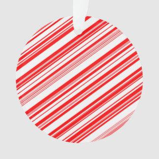 Yuletide reversible festive design ornament
