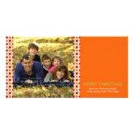 Yuletide Stars :: Christmas Photocard Photo Card