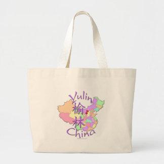 Yulin China Canvas Bag