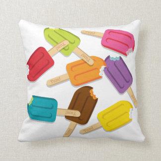 ¡Yum! Almohada del Popsicle - CUADRADO (estilo B)