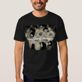 Yum, Baby Penguins T-shirt